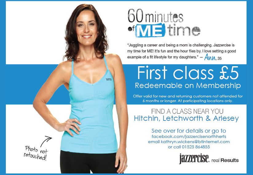Check ...  sc 1 st  Letchworth Mums & Jazzercise in Letchworth! | letchworthmums.co.uk